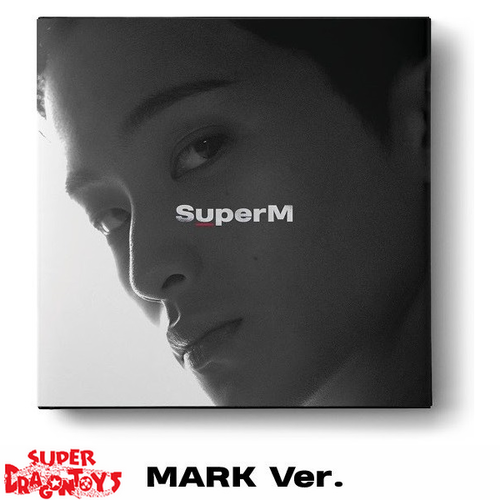 SUPER M - SUPER M - [MARK] VERSION - 1ST MINI ALBUM [KOREAN EDITION]