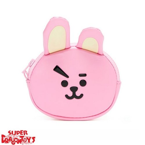 "BTS - COIN PURSE ""COOKY"" - BT21 COLLECTION"