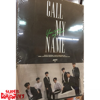 GOT7 (갓세븐) - CALL MY NAME - VERSION [A] - MINI ALBUM