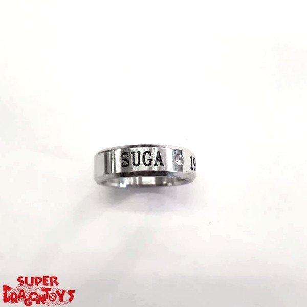 "BTS - COLLIER + BAGUE ""SUGA"" [1993.03.09]"