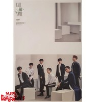 "GOT7 - "" CALL MY NAME"" OFFICIAL POSTER - VERSION A"