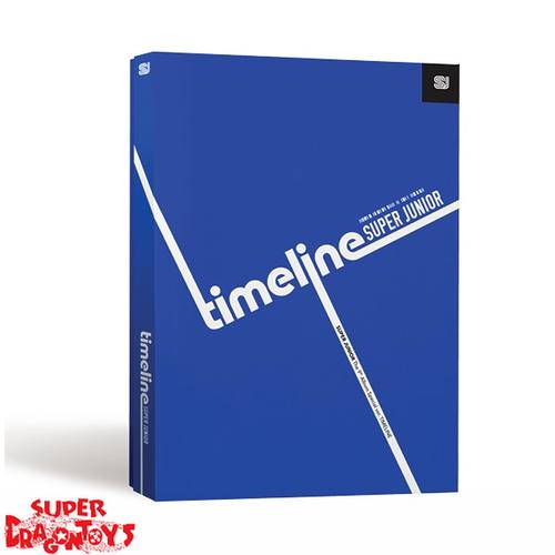 SUPER JUNIOR (슈퍼주니어) - TIMELINE - 9TH SPECIAL ALBUM