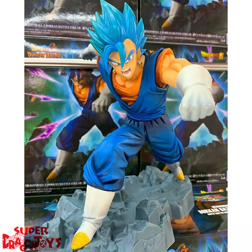 DRAGON BALL SUPER - SUPER SAIYAN GOD SUPER SAIYAN VEGETTO - [DBZ DOKKAN BATTLE COLLAB] SPECIAL FIGURE