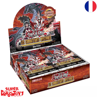 """YUGIOH TCG - DISPLAY [24 BOOSTERS] """"LES COMBATTANTS MYSTIQUES"""" - EDITION FRANCAISE"""