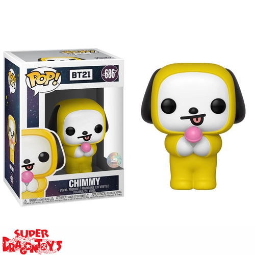 BTS - BT21 LINE FRIENDS [CHIMMY] - FUNKO POP