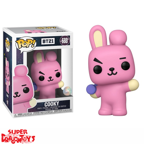 BTS - BT21 LINE FRIENDS [COOKY] - FUNKO POP