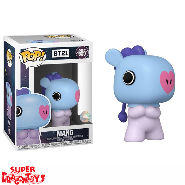 BTS - BT21 LINE FRIENDS [MANG] - FUNKO POP