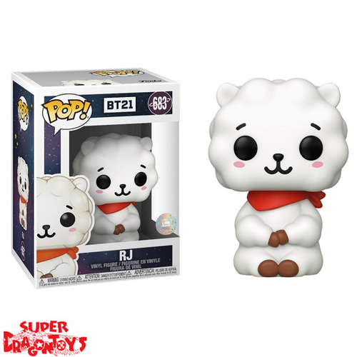 BTS - BT21 LINE FRIENDS [RJ] - FUNKO POP