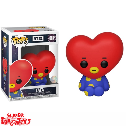 BTS - BT21 LINE FRIENDS [TATA] - FUNKO POP