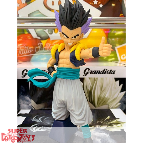 "DRAGON BALL Z - GOTENKS - ""GRANDISTA"" RESOLUTION OF SOLDIERS"