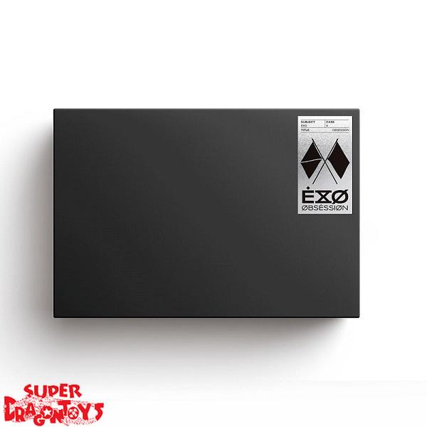 EXO (엑소) - OBSESSION - [X-EXO] VERSION - 6TH ALBUM