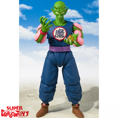 "DRAGON BALL - ""DAIMAOH"" PICCOLO - S.H. FIGUARTS"