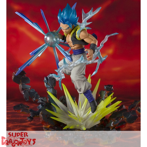 "DRAGON BALL SUPER - SUPER SAIYAN GOD SUPER SAIYAN GOGETA - FIGUARTS ZERO ""EXTRA BATTLE"" [EVENT EXCLUSIVE COLOR EDITION]"