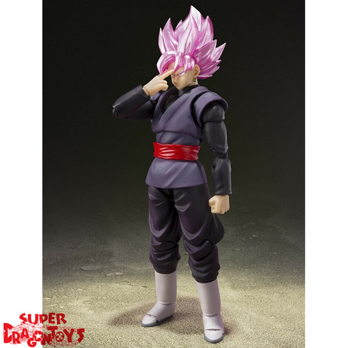 DRAGON BALL SUPER - [SUPER SAIYAN ROSE] GOKOU BLACK - S.H. FIGUARTS [EVENT EXCLUSIVE COLOR EDITION]