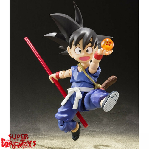 DRAGON BALL - [KID] SON GOKOU - S.H. FIGUARTS [EVENT EXCLUSIVE COLOR EDITION]