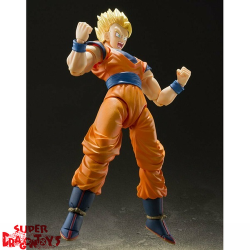 DRAGON BALL SUPER - [ULTIMATE] SON GOHAN - S.H. FIGUARTS [EVENT EXCLUSIVE COLOR EDITION]
