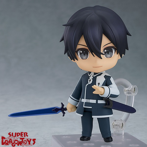 SWORD ART ONLINE : ALICIZATION - KIRITO [ELITE SWORDMAN VER.] - NENDOROID COLLECTION