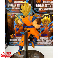 DRAGON BALL SUPER - SUPER SAIYAN 2 SON GOKU - [DBZ DOKKAN BATTLE COLLAB] SPECIAL FIGURE