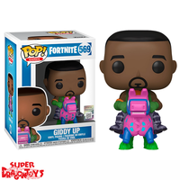 FORTNITE - GIDDY UP - FUNKO POP