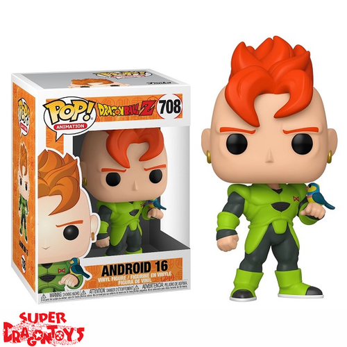 DRAGON BALL Z - ANDROID 16 - FUNKO POP