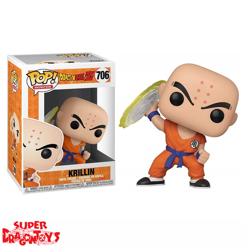 DRAGON BALL Z - KRILLIN - FUNKO POP