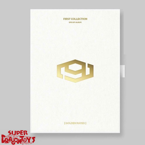 SF9 (에스에프나인) - FIRST COLLECTION - [GOLDEN RATED] VERSION - 1ST ALBUM