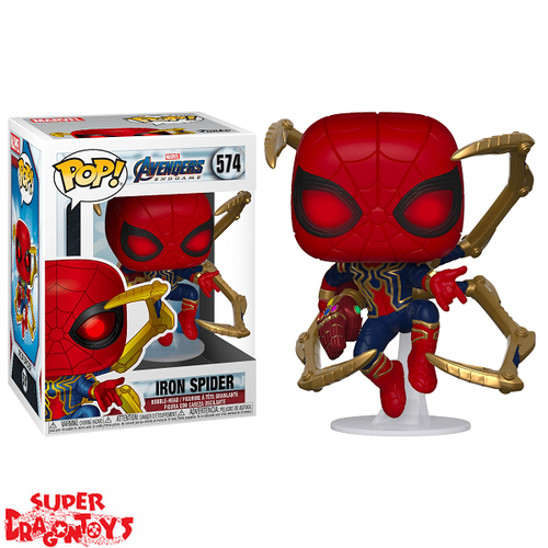 AVENGERS ENDGAME - IRON SPIDER - FUNKO POP