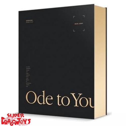SEVENTEEN (세븐틴) - SEVENTEEN WORLD TOUR [ODE TO YOU] IN SEOUL - [3DVD] BOX
