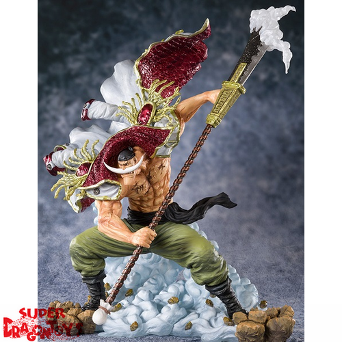 "ONE PIECE - EDWARD ""WHITEBEARD"" NEWGATE [PIRATE CAPTAIN] - FIGUARTS ZERO"
