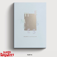 SUPER JUNIOR (슈퍼주니어) - TIMELESS - [BRIGHT] VERSION - 9TH REPACKAGE ALBUM