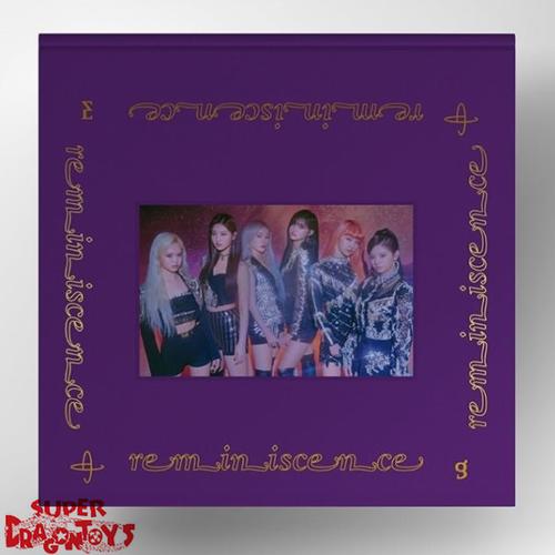 EVERGLOW (에버글로우) - REMINISCENCE - 1ST MINI ALBUM