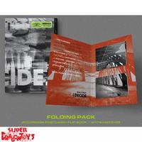 IKON (아이콘) - I DECIDE - [GREEN] VERSION - 3RD MINI ALBUM