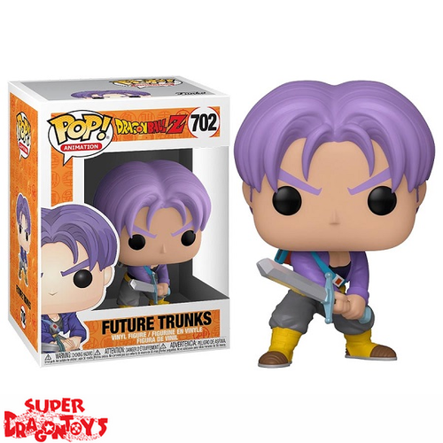 DRAGON BALL Z - FUTURE TRUNKS - FUNKO POP