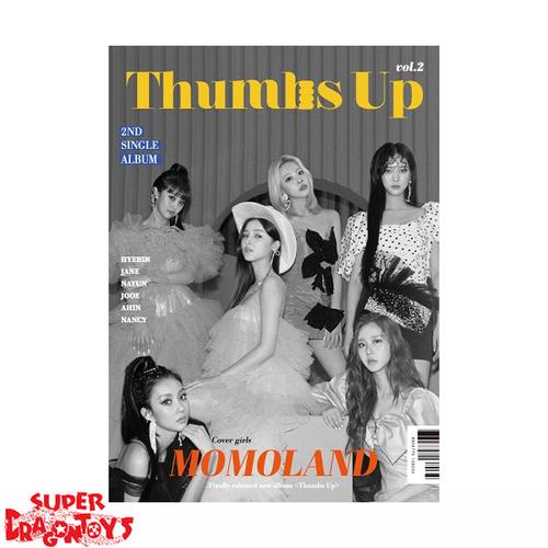 MOMOLAND (모모랜드) - THUMBS UP - 2ND SINGLE ALBUM