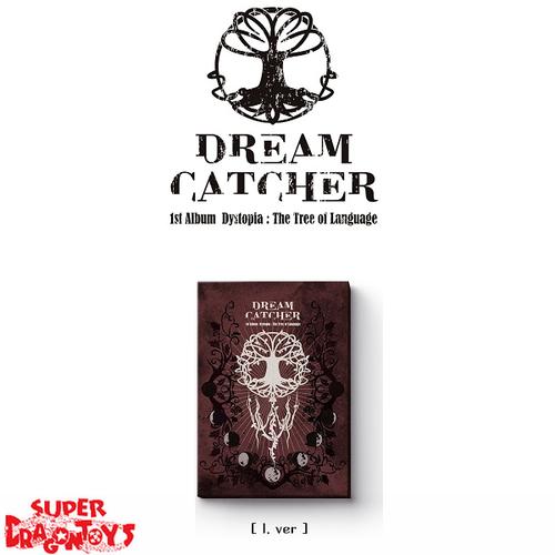 DREAMCATCHER (드림캐쳐) - DYSTOPIA : THE TREE OF LANGUAGE - [I] VERSION - 1ST ALBUM