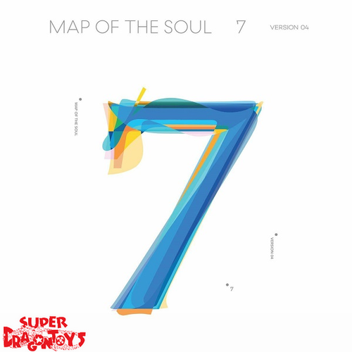 BTS (방탄소년단) - MAP OF THE SOUL : 7 - VERSION [4] - 4TH ALBUM