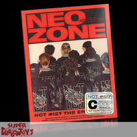 NCT127 - NEO ZONE - [C] VERSION - 2ND ALBUM