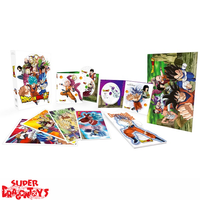 DRAGON BALL SUPER - PART 3 - EDITION COLLECTOR - COFFRET [FORMAT A4] DVD