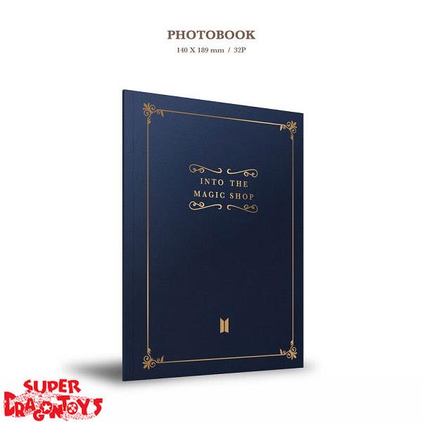 """BTS (방탄소년단) - THE 5TH MUSTER """"MAGIC SHOP"""" - [4 BLU RAY] BOX"""