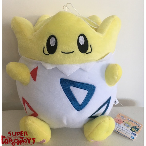 POKEMON - TOGEPI - BIG PLUSH COLLECTION