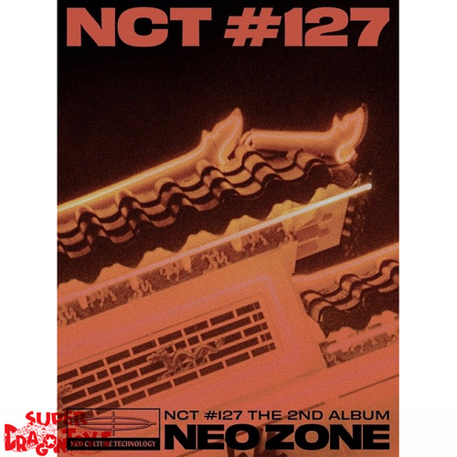 NCT127 - NEO ZONE - [T] VERSION - 2ND ALBUM