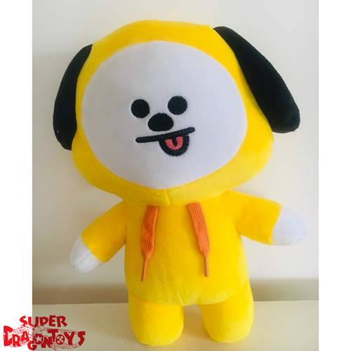 "BTS - PLUSH ""CHIMMY"" (JIMIN) - BT21 COLLECTION"