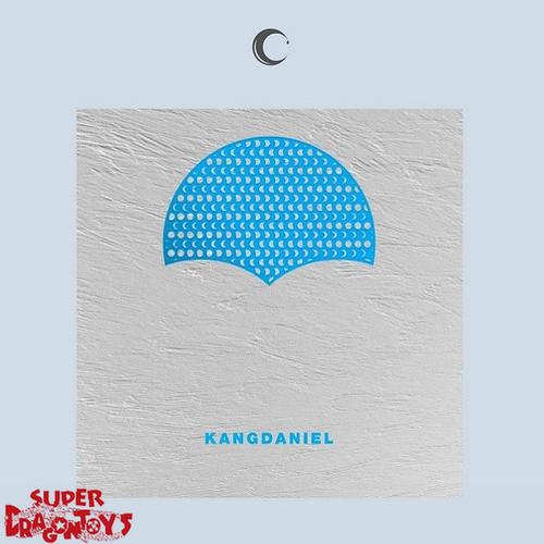 KANG DANIEL (강다니엘) - CYAN - [MOON] VERSION - MINI ALBUM