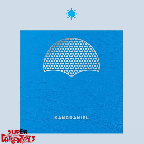 KANG DANIEL (강다니엘) - CYAN - [SUN] VERSION - MINI ALBUM