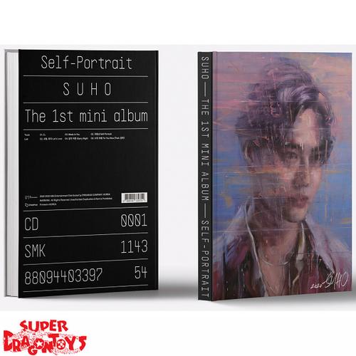 SUHO (EXO) - SELF PORTRAIT - VERSION [ARCHIVE #1] - 1ST MINI ALBUM