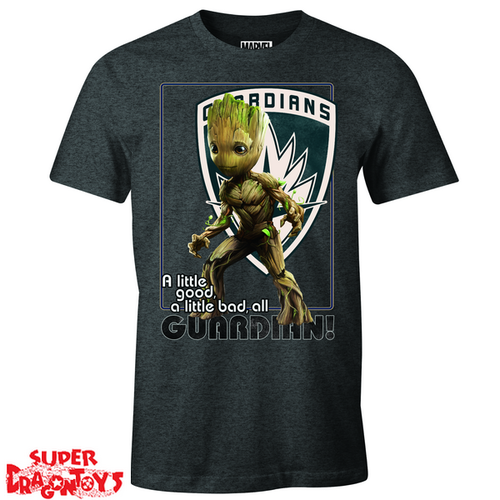 "T-SHIRT - MARVEL ""GUARDIANS OF THE GALAXY"" - GROOT"