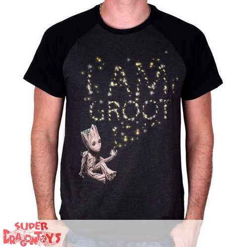 "T-SHIRT - MARVEL ""GUARDIANS OF THE GALAXY"" - I'M GROOT"