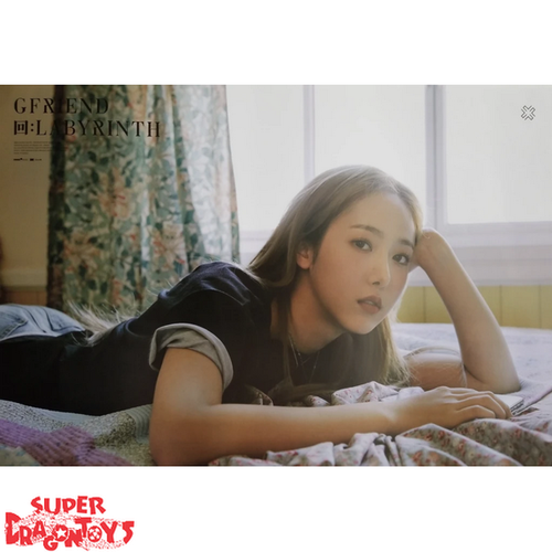 "GFRIEND - ""LABYRINTH"" OFFICIAL POSTER - VERSION [SINB]"