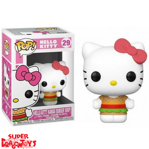 HELLO KITTY - HELLO KITTY [KAWAII BURGER SHOP] - FUNKO POP