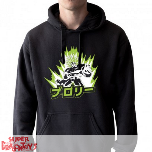 "SWEAT SHIRT - DRAGON BALL ""BROLY"""
